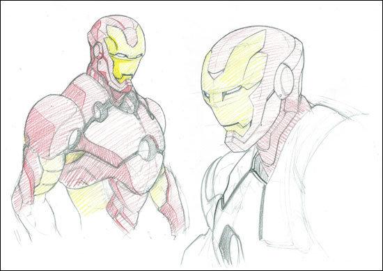 Homem de Ferro - A Batalha Contra Ezekiel Stane