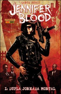 Jennifer Blood - Volume 1 - Dupla Jornada
