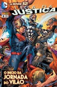 Liga da Justiça # 9