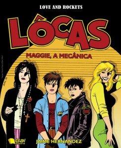 Lôcas - Maggie, a Mecânica