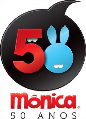Mônica 50 anos