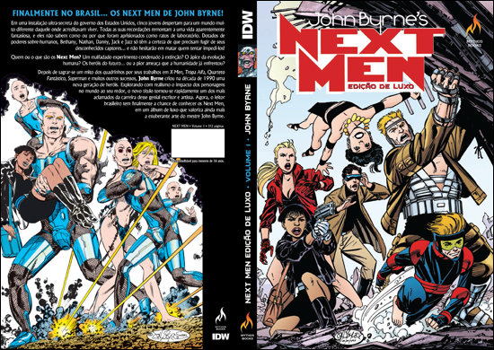 Next Men - Vol.1