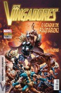 Os Vingadores # 109