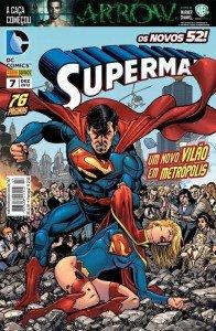 Superman # 7 - Novos 52