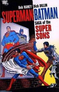 Superman / Batman - Saga of The Super Sons
