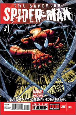 Superior Spider-Man # 1