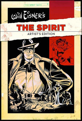 The Spirit - Artist's Edition
