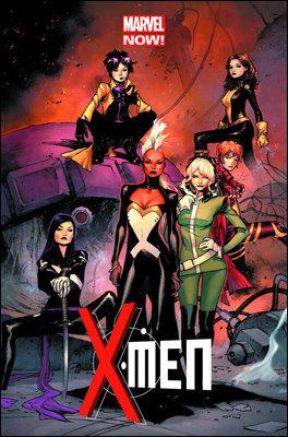 X-Men #1, de Brian Wood e Oliver Coipel, foi a revista mais vendida em maio de 2013