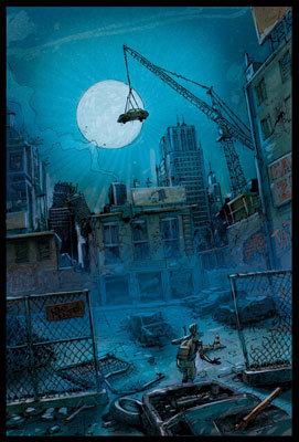 Apagão - Cidade Sem Lei/Luz