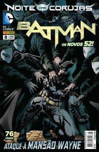 Batman # 8 - Novos 52