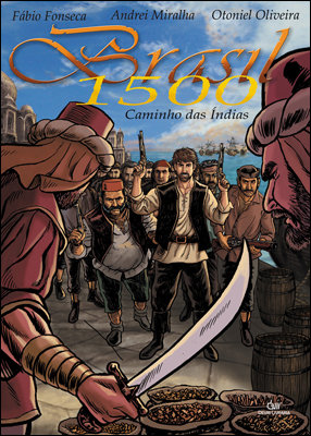 Brasil 1500 - Volume 3 - Caminho das Índias