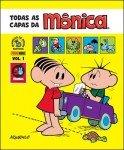 Todas as capas da Mônica - Volume 1