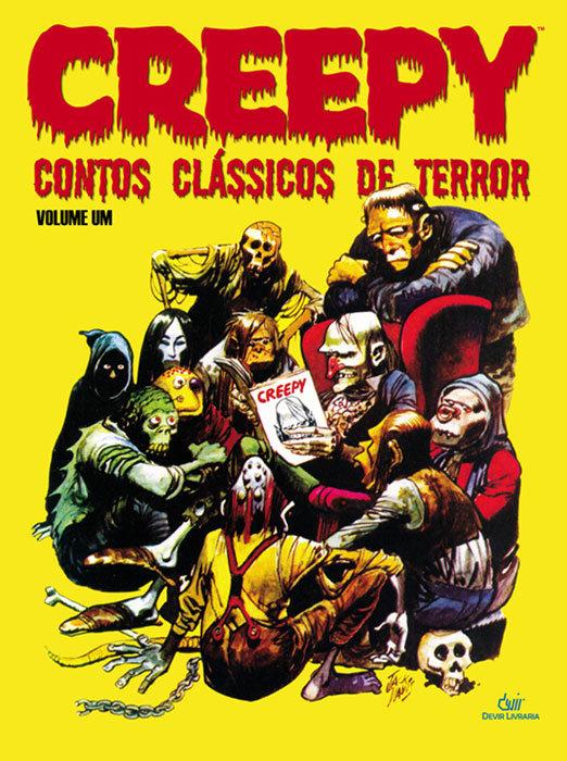 Creepy – Contos Clássicos de Terror – Volume 1