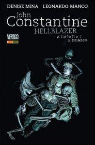 John Constantine - Hellblazer - A Empatia é o Inimigo