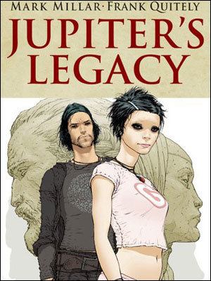 Jupiter's Legacy # 1