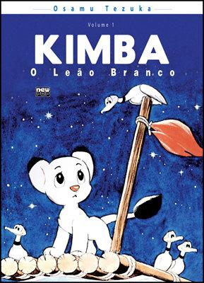 Kimba - O Leão Branco - Volume 1
