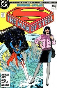 The Man of Steel # 2