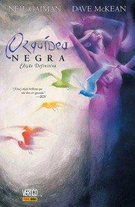 Orquídea Negra - Edição Definitiva