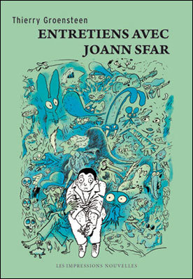Entretiens avec Joann Sfar