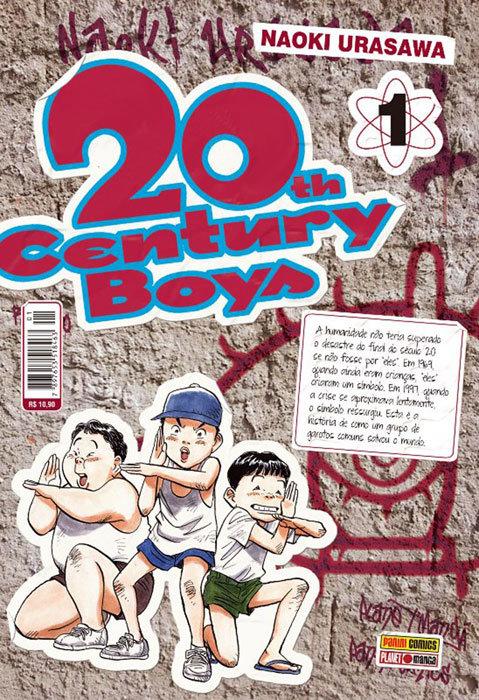 20th Century Boys # 1