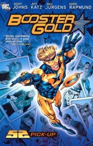 Booster Gold - 52 Pick Up