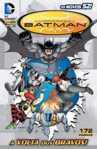 Corporação Batman - Volume 3