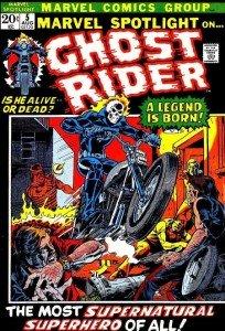 Capa de Ghost Rider #1