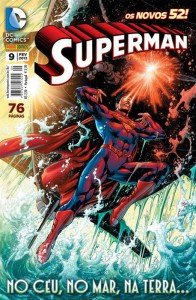 Superman # 9 - Novos 52