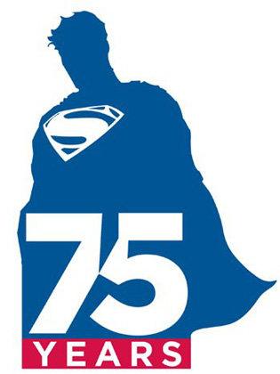 Superman celebra 75 anos com novo logo