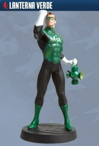 Miniatura Lanterna Verde