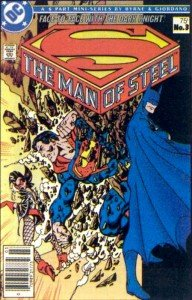 The Man of Steel # 3
