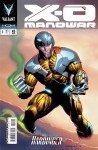 X-0 Manowar # 1