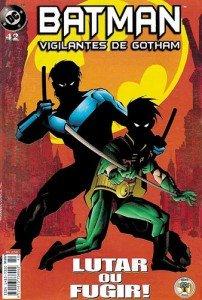 Batman – Vigilantes de Gotham # 42
