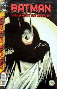 Batman – Vigilantes de Gotham # 43