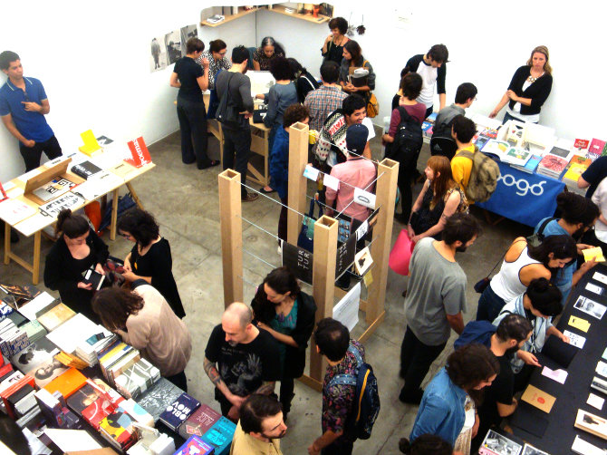 Feira de Arte Impressa do Tijuana