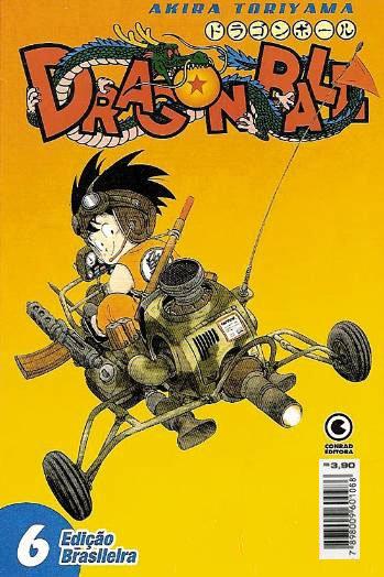 Dragon Ball # 6