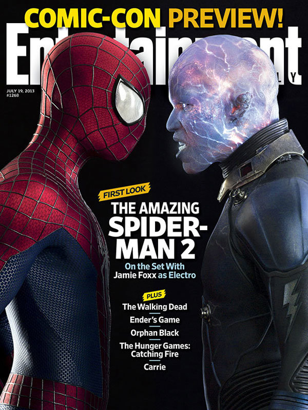 Capa da revista Entertainment Weekly
