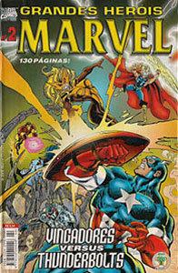 Grandes Heróis Marvel # 2