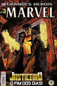 Grandes Heróis Marvel # 3