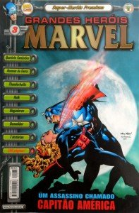 Grandes Heróis Marvel Premium # 3