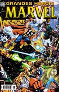 Grandes Heróis Marvel # 6