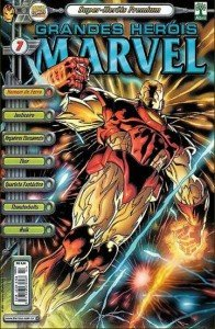 Grandes Heróis Marvel # 7