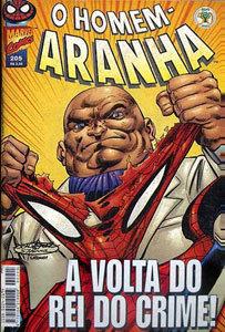 Homem-Aranha # 205