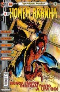 Homem-Aranha Premium # 1