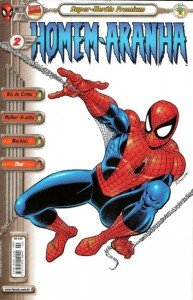 Homem-Aranha Premium # 2