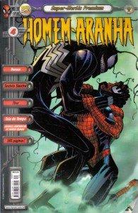 Homem-Aranha Premium # 4
