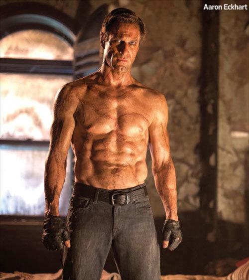 Aaron Eckhart em I, Frankenstein