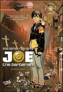 Joe The Barbarian - The Deluxe Edition