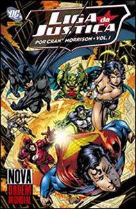 Liga da Justiça por Grant Morrison - Volume 01