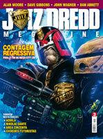 Juiz Dredd Megazine # 3